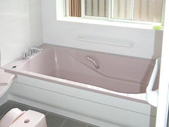 快適な浴室にしてくださって感謝しています。