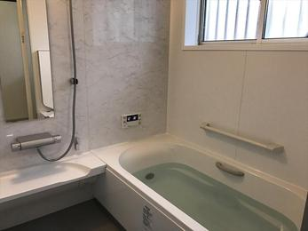今までのお風呂と比べると本当に快適で家族みんな喜んで大変満足です!